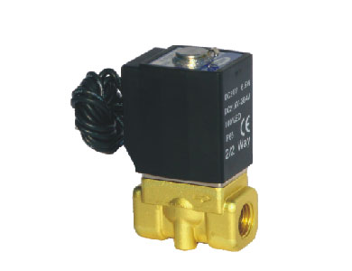 2W(Direct-acting and normally closed) Series Valves