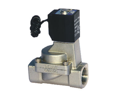 2S(Internally piloted and normally closed) Series Valve