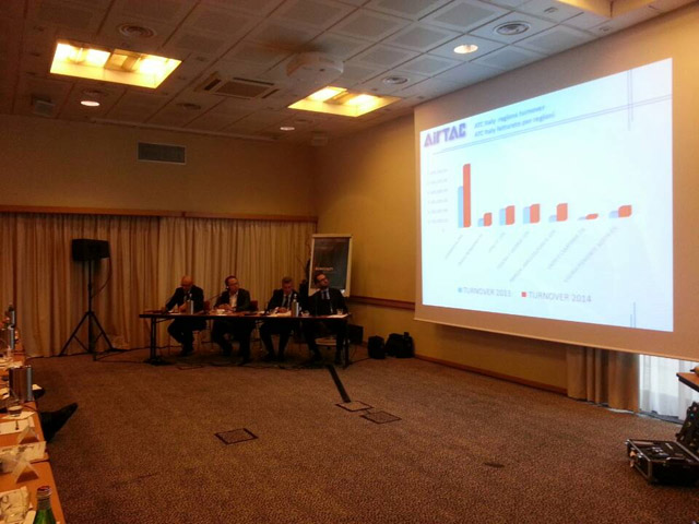 Successful 2014 AirTAC European distributors conference in Milan